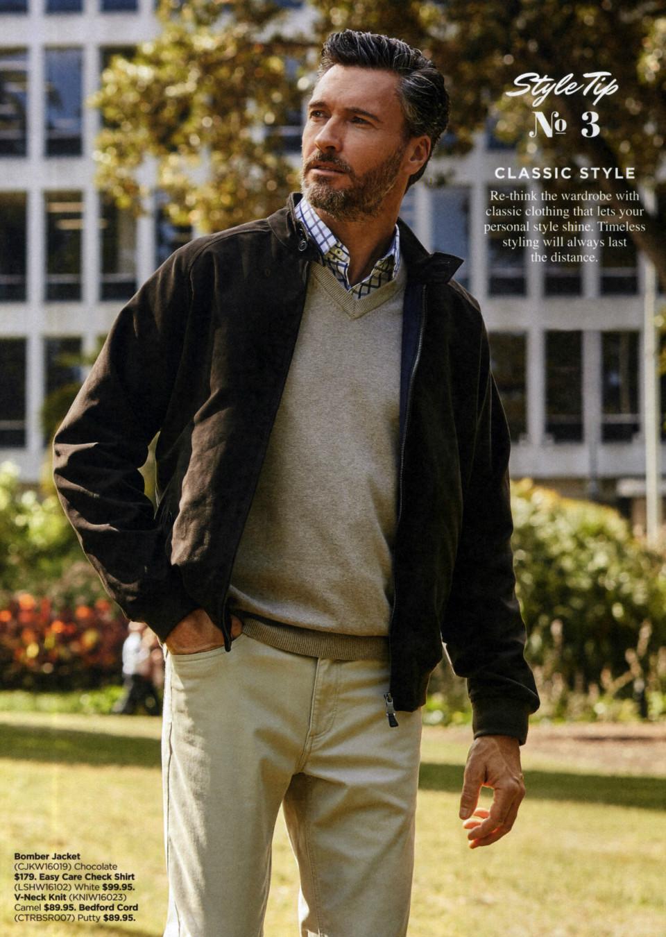 Gazman Australia Magazine