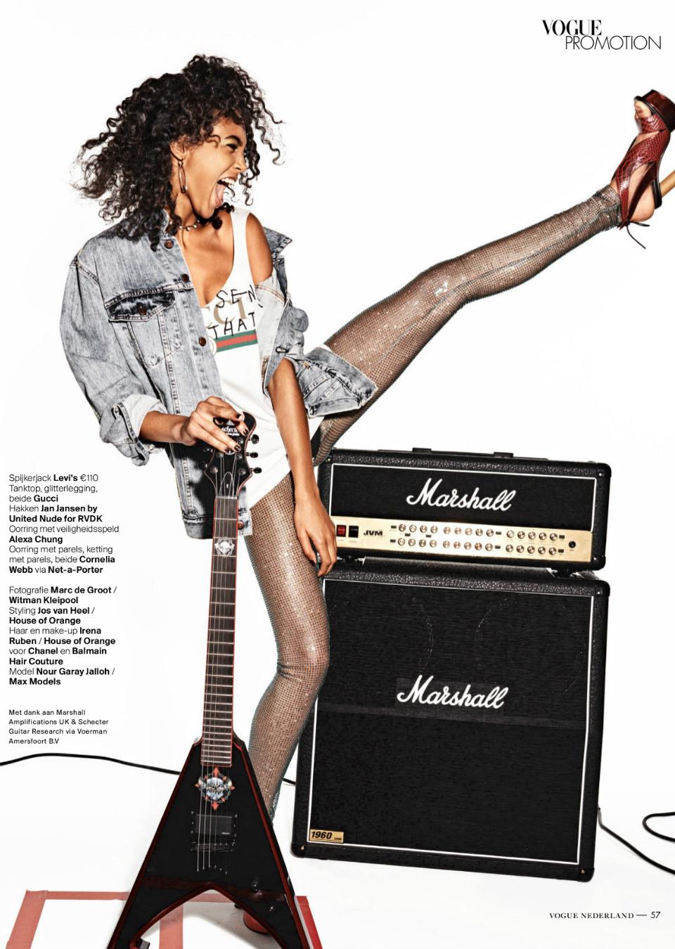 Vogue NL - Oct '17