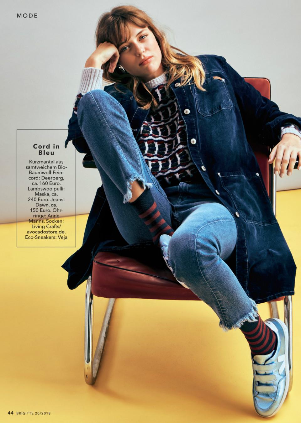 Brigitte Magazin
