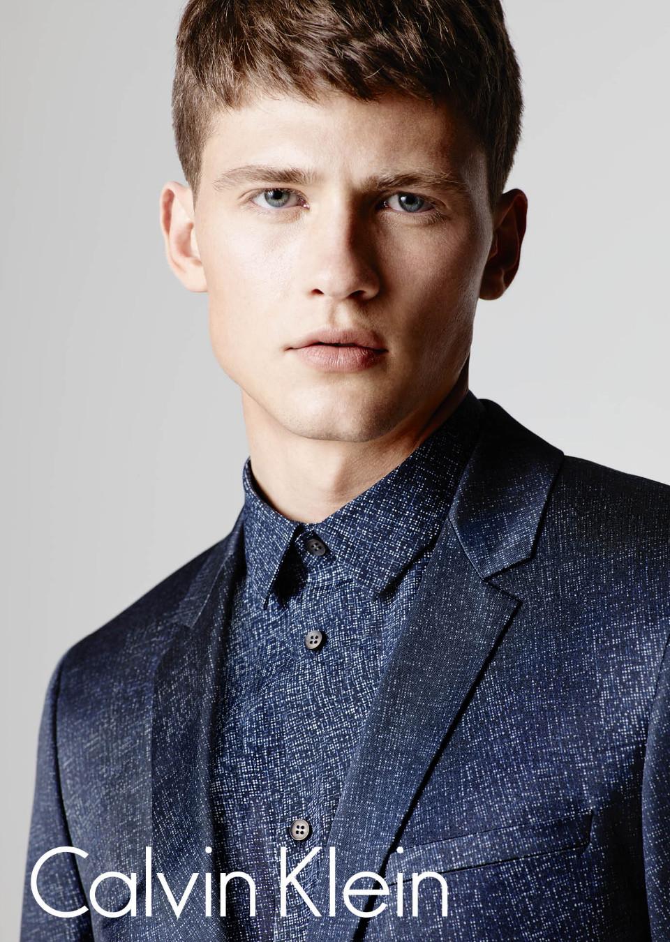 Calvin Klein lookbook