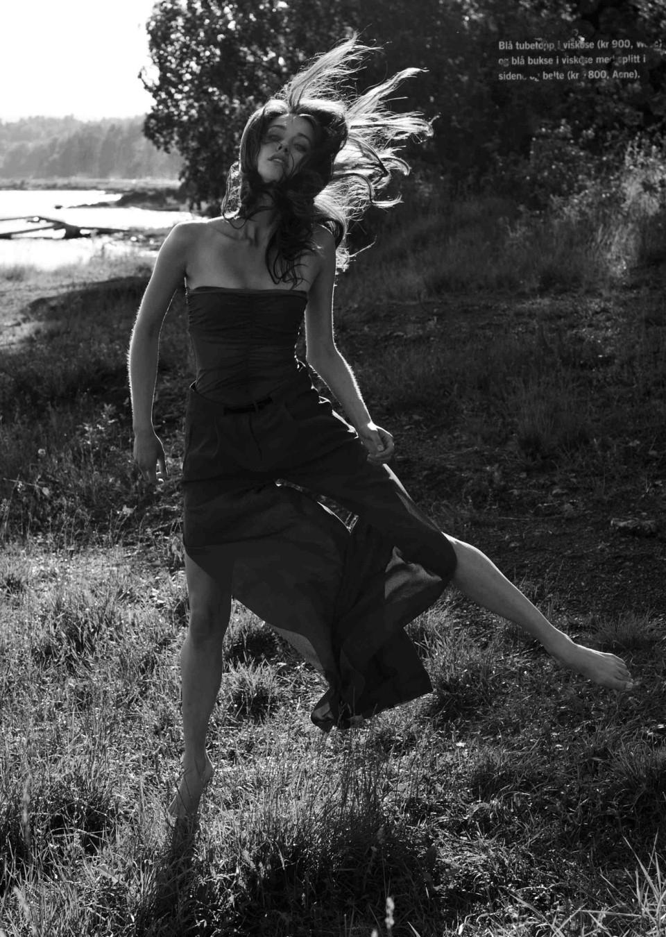 Sand Van Roy Dominique Models Agency