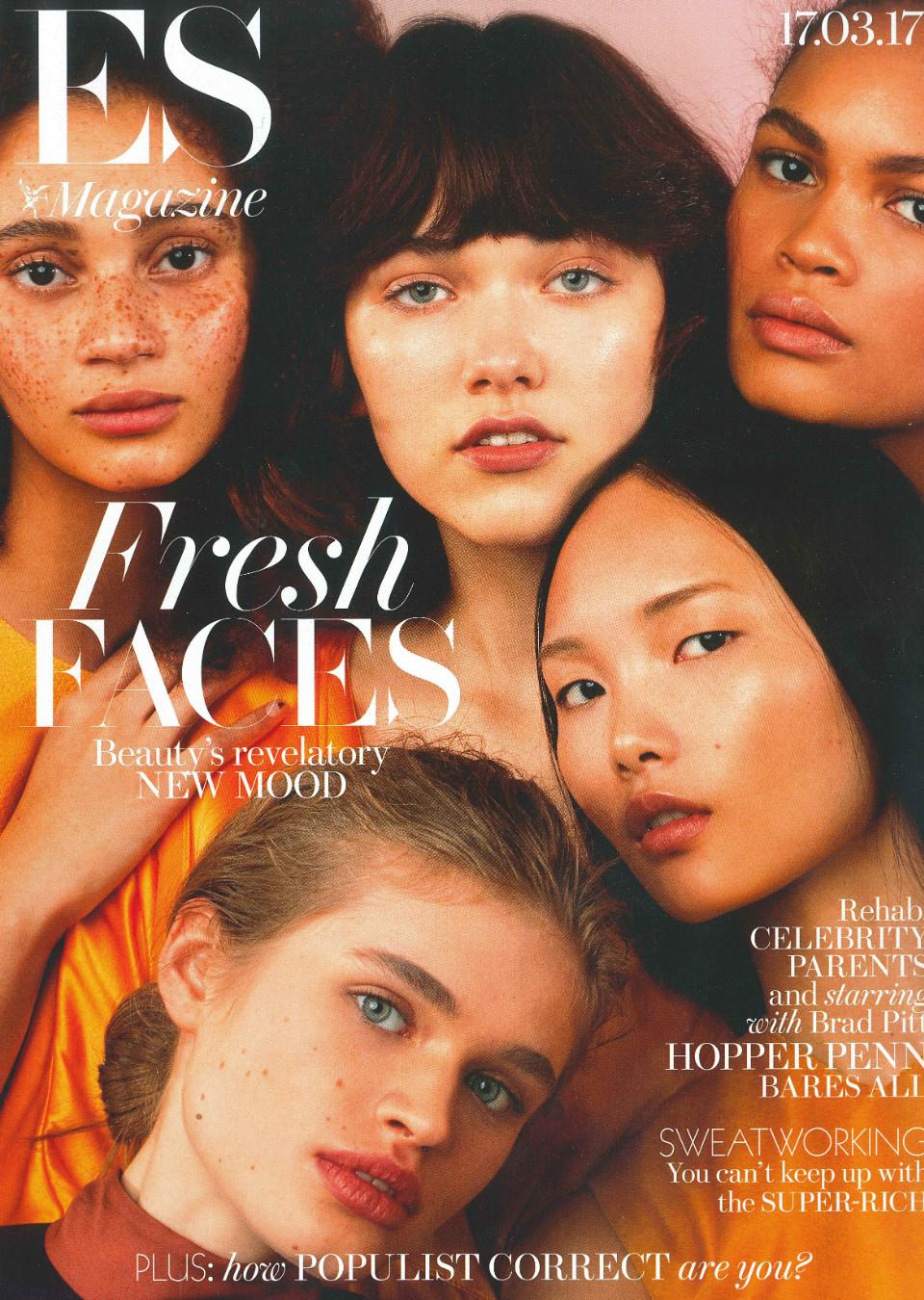 ES Magazine, Feb'17