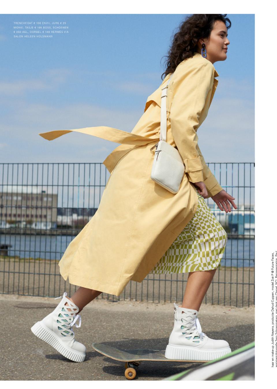 Zoe for &C magazine