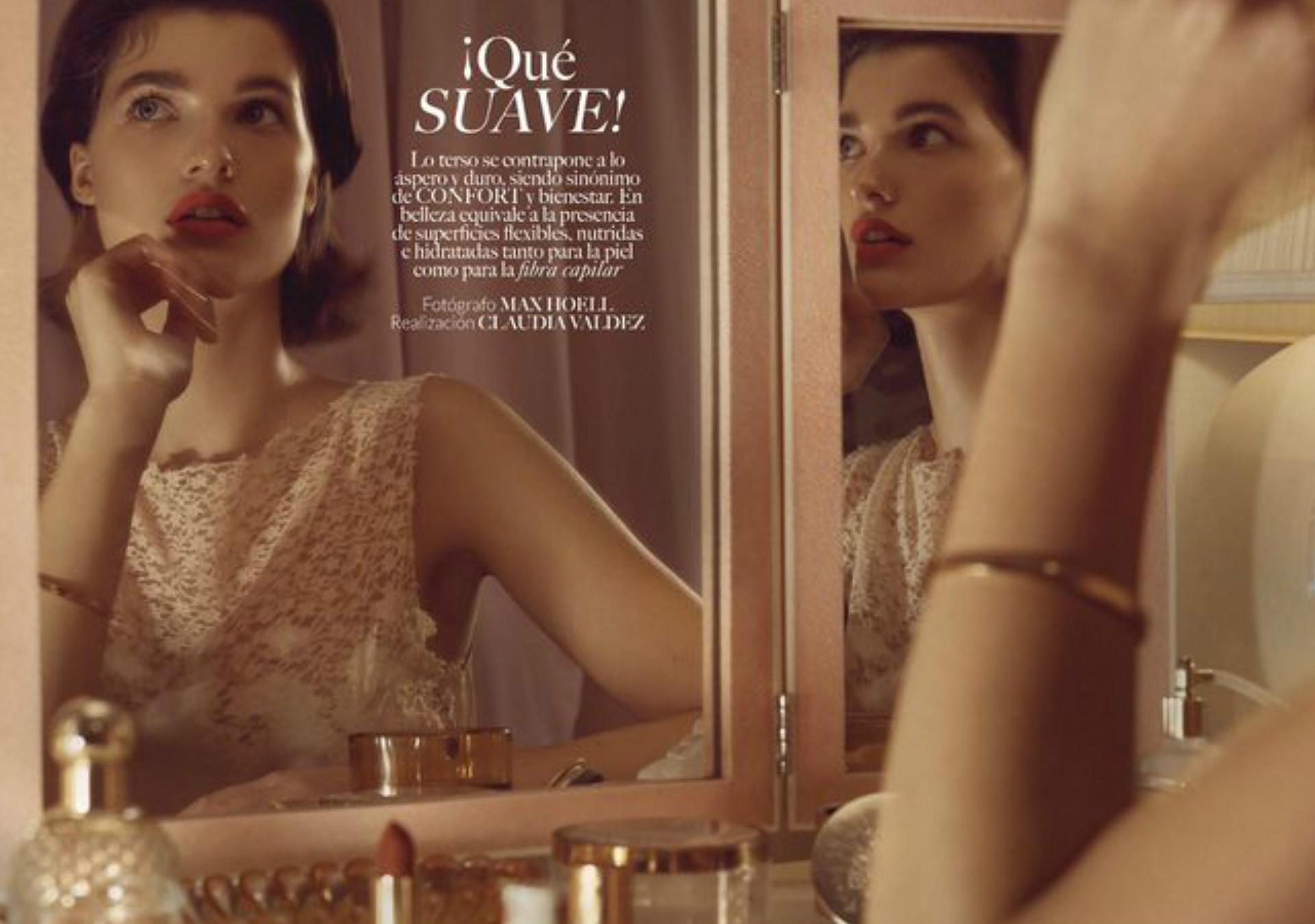 Julia van Os for Vogue Mexico