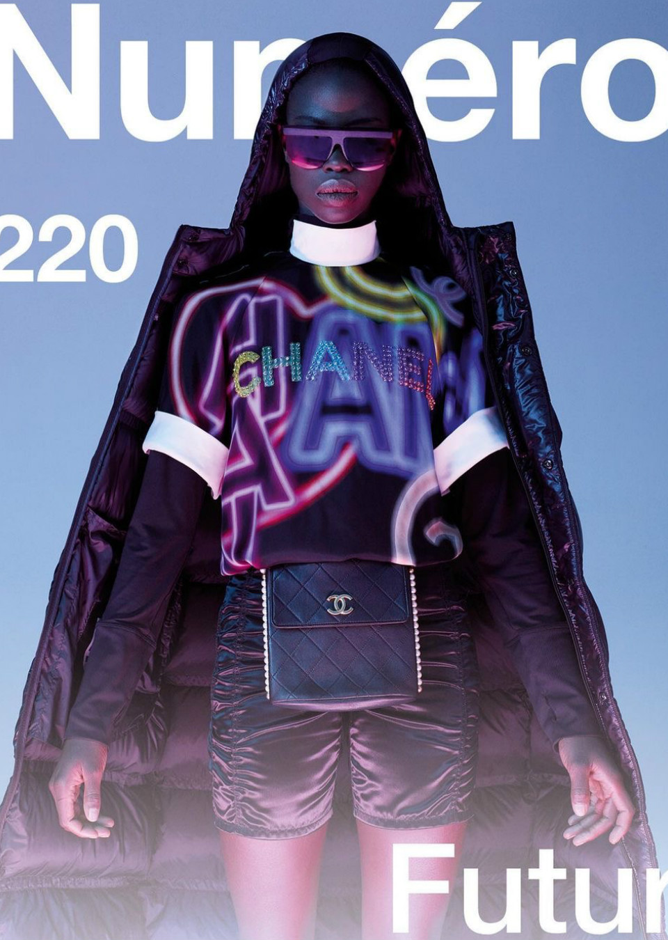Dija for Numero France Feb '21 Covers