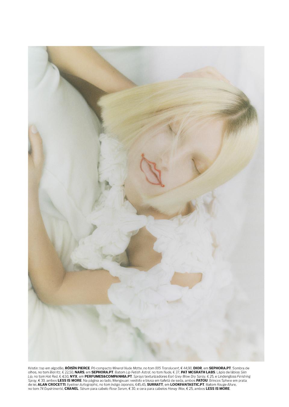 Kristin Drab for Vogue Portugal