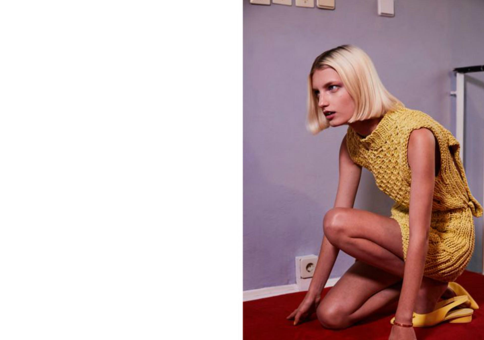 Kristin Drab for Stern Mode